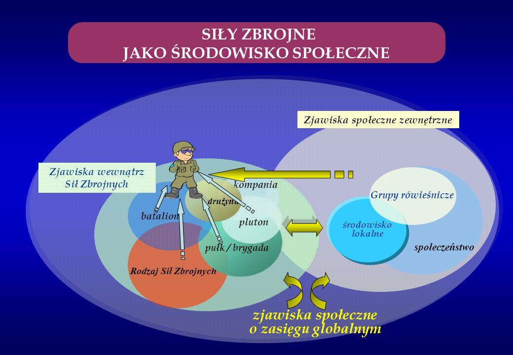 Koncepcja działalności wychowawczej w warunkach profesjonalizacji Sił Zbrojnych RP (zatwierdzona przez Ministra ON w dniu 28 października 2008 r.