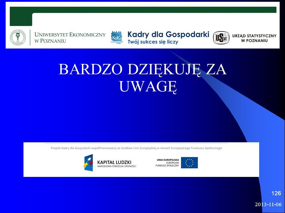 2013-11-06 126 BARDZO DZIĘKUJĘ ZA UWAGĘ