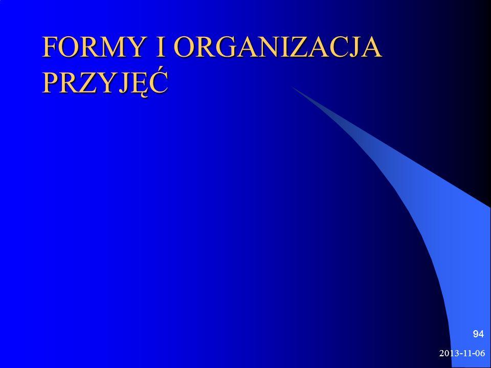 FORMY I ORGANIZACJA PRZYJĘĆ 2013-11-06 94
