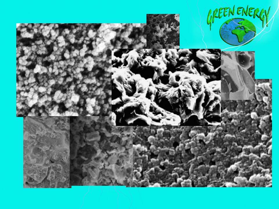 Porównanie powierzchni właściwych Mikrofotografia SEM przedstawiająca badany adsorbent.