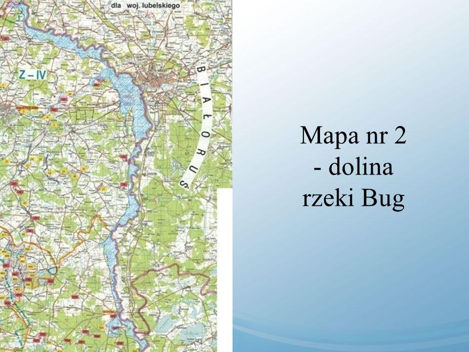 Projektowane urządzenia przeciwpowodziowe w Obwodzie Brzeskim w dolinach cząstkowych na odcinku granicznym rzeki Bug pomiędzy Polską a Białorusią.