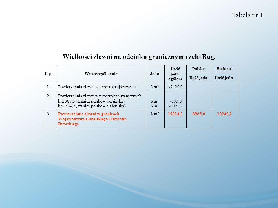 Mapa nr 7 Koncepcja projektowa urządzeń przeciwpowodziowych w dolinach Terespolskiej i Brzeskiej.