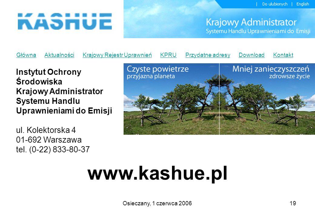 Osieczany, 1 czerwca 200619 Główna Aktualności Krajowy Rejestr Uprawnień KPRU Przydatne adresy Download Kontakt GłównaAktualnościKrajowy Rejestr Upraw