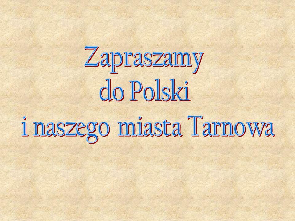 POLAND Stolica WARSZAWA KRAKÓW TARNÓW