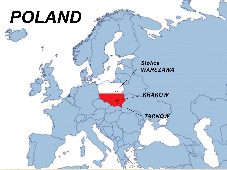 Polska to państwo położone w Europie Środkowej, między Morzem Bałtyckim na północy a górami Karpatami i Sudetami na południu.