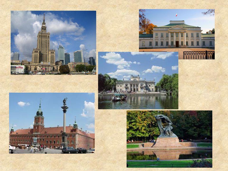 Kraków Kraków to drugie co do wielkości miasto w Polsce.