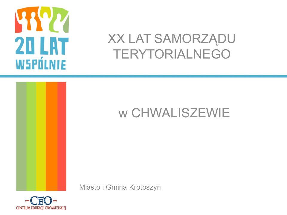 Wyjeżdżamy z Chwaliszewa Sołtys o transporcie publicznym: Środki komunikacji są czystsze, a informacja o kursach autobusów lepsza.