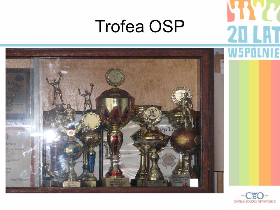 Trofea OSP