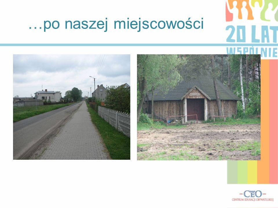 Bezpieczeństwo w naszej wsi… Mieszkanka Chwaliszewa - Pani Seweryna Szulc tak mówi: Z ostatnich 20 lat zaobserwowałam zmiany na lepsze i gorsze, ale uważam, że były one konieczne i miały jakiś sens.