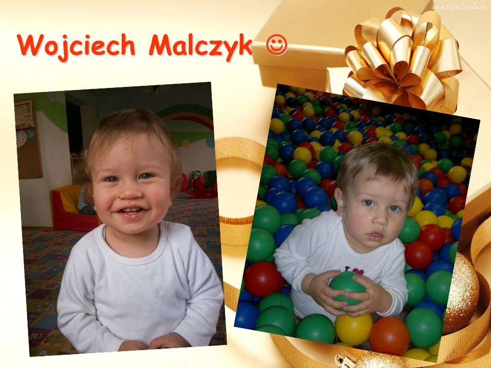 Wojciech Malczyk Wojciech Malczyk