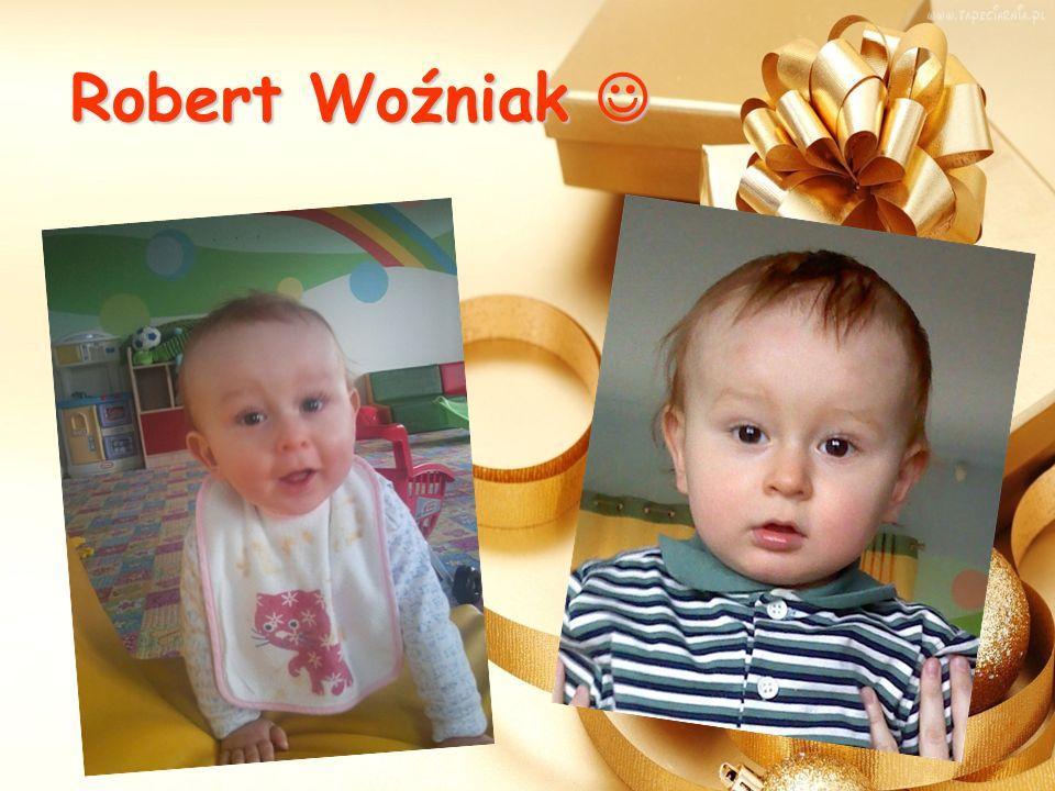 Robert Woźniak Robert Woźniak