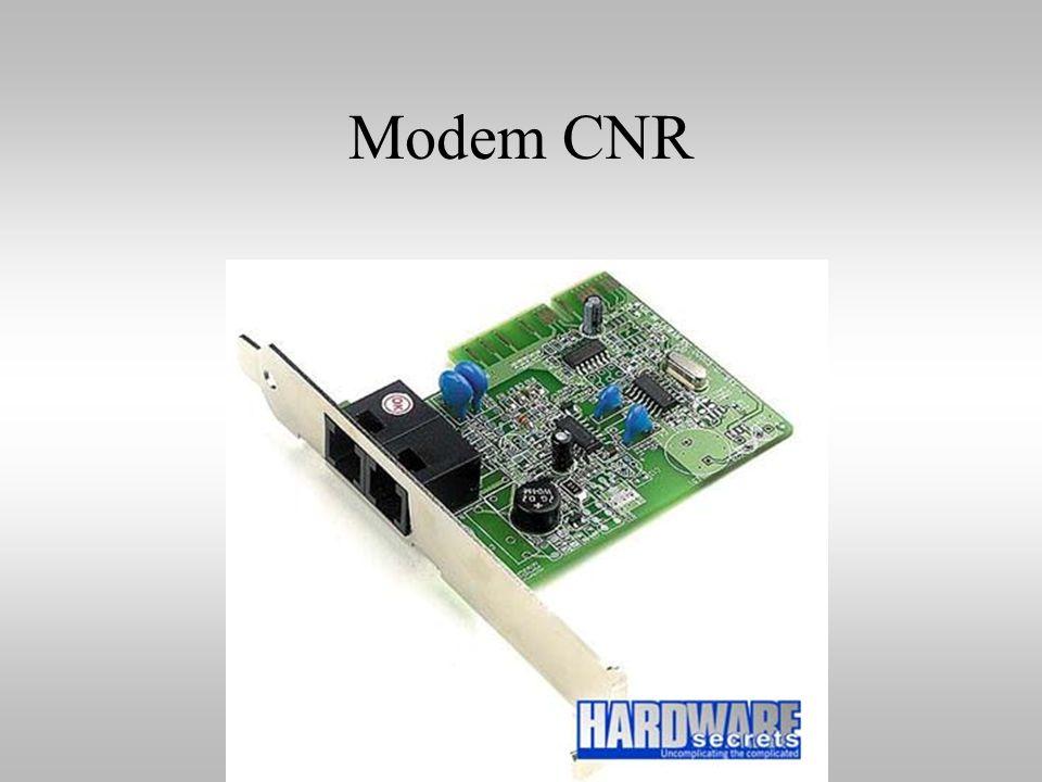 Modem CNR