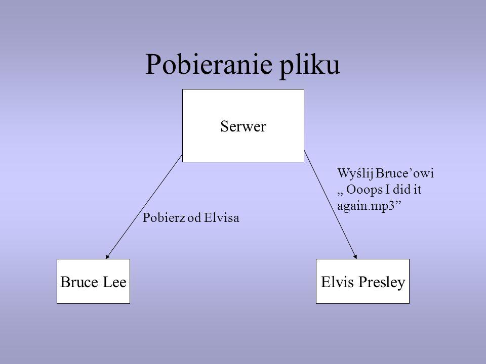 Pobieranie pliku Serwer Bruce Lee Pobierz od Elvisa Wyślij Bruceowi Ooops I did it again.mp3 Elvis Presley