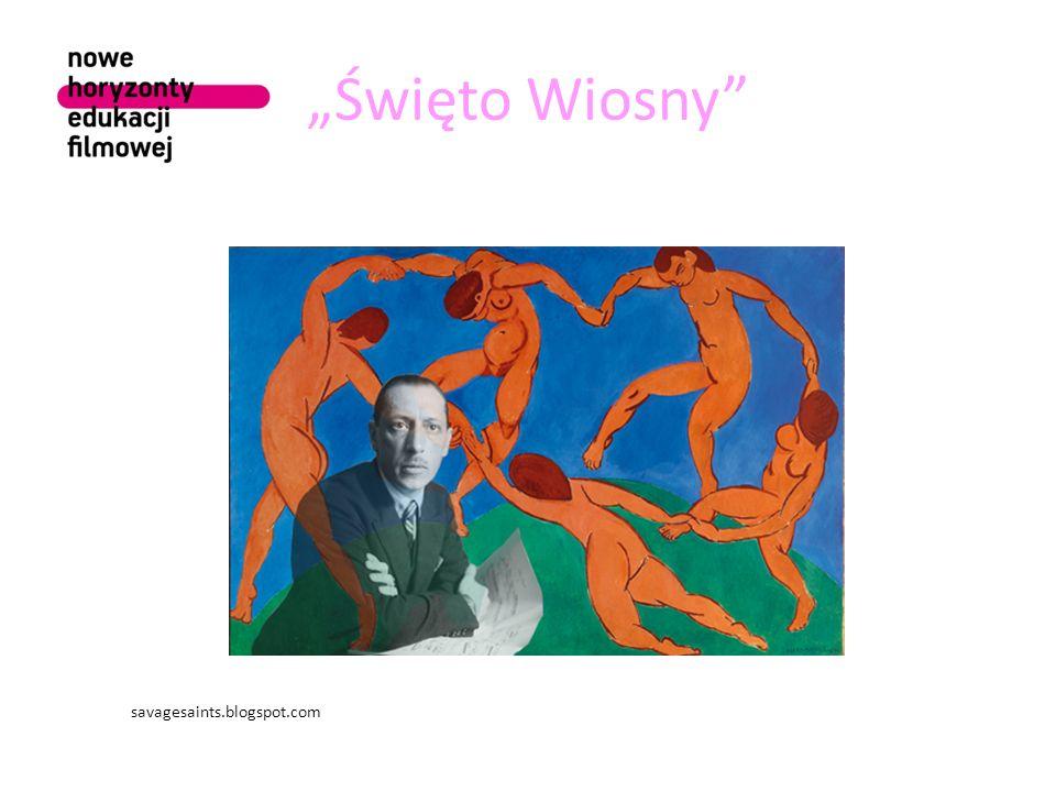 Święto Wiosny savagesaints.blogspot.com