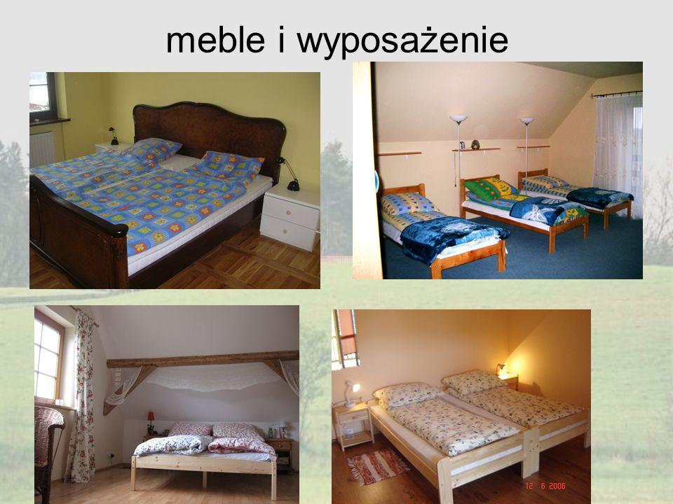 meble i wyposażenie