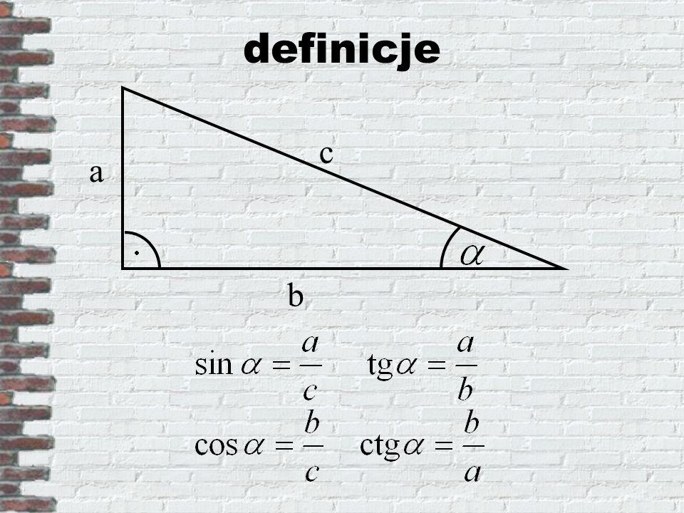 a b c definicje