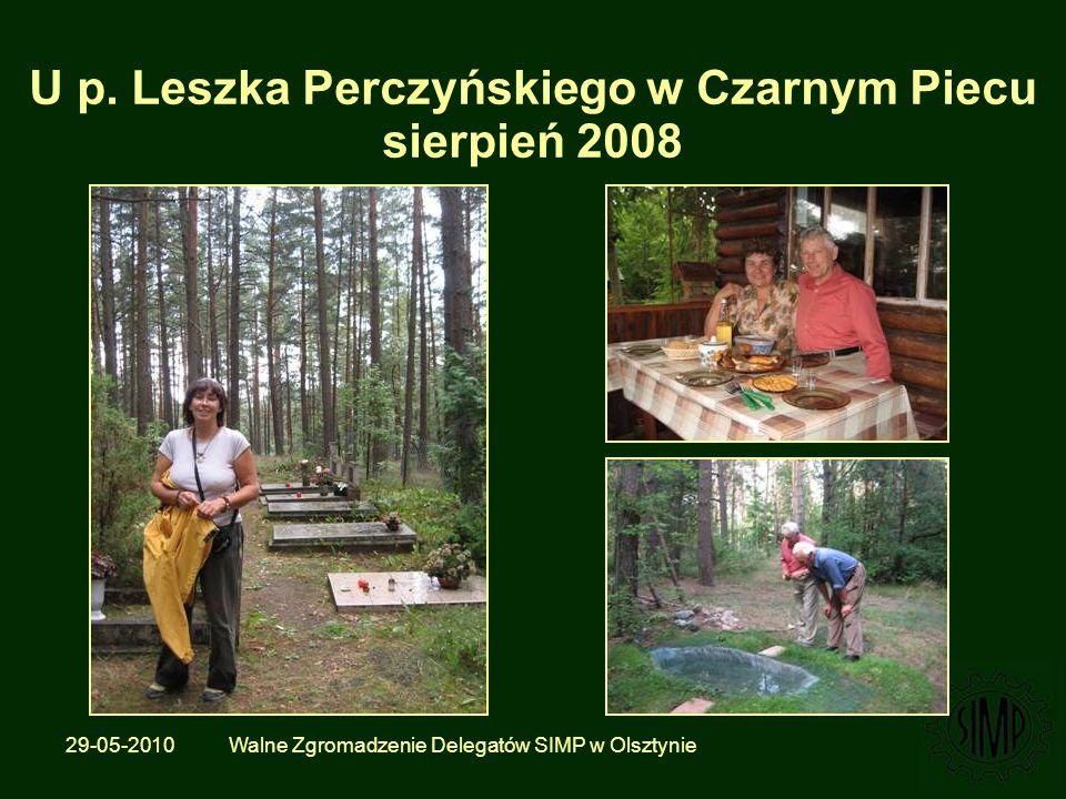 29-05-2010 Walne Zgromadzenie Delegatów SIMP w Olsztynie U p.