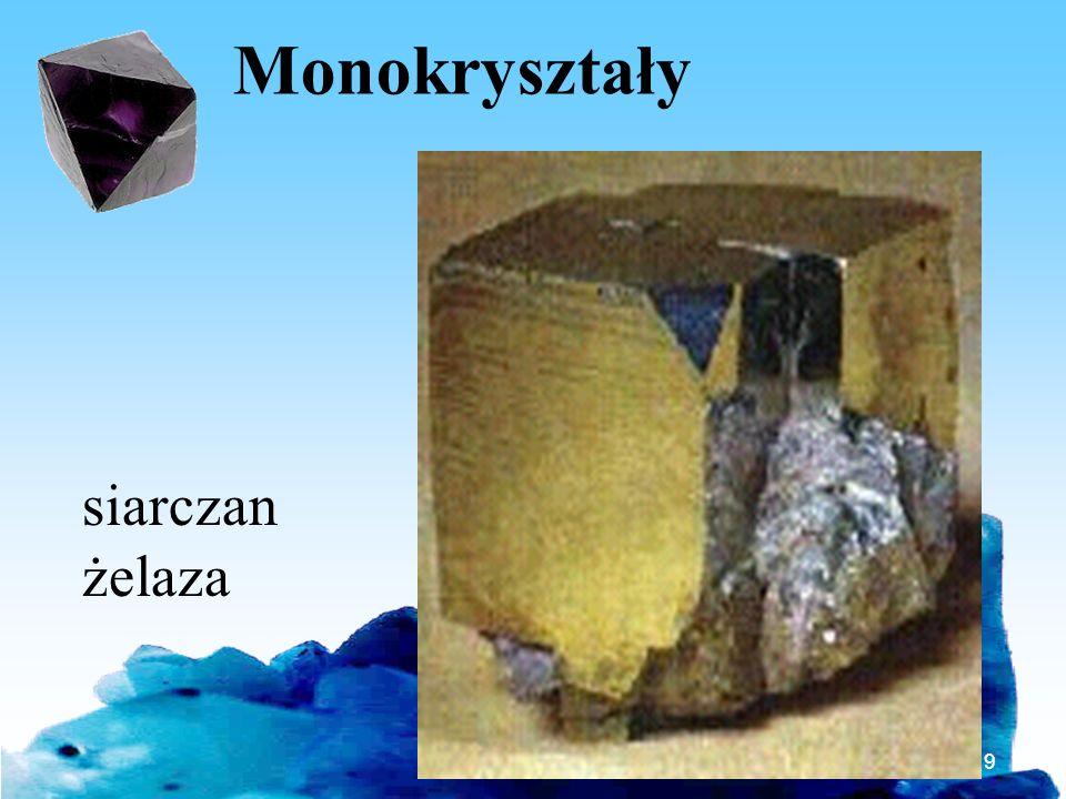 Bartosz Jabłonecki9 Monokryształy siarczan żelaza