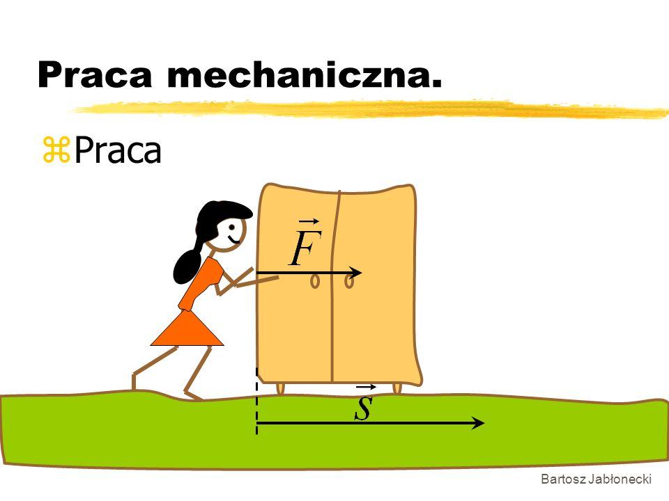 Bartosz Jabłonecki Praca mechaniczna. zPraca