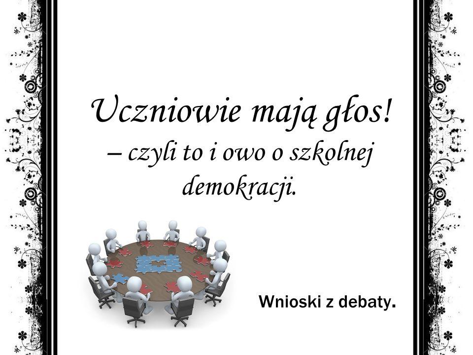 1.Zmiana formy wyborów - kampania wyborcza.