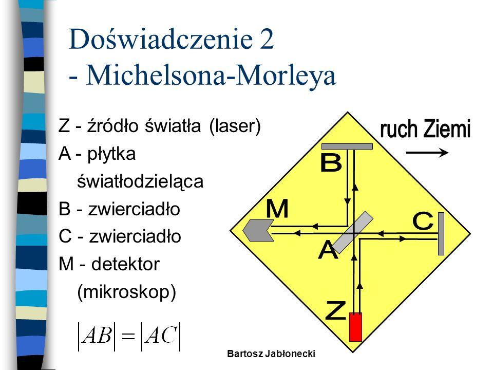 Bartosz Jabłonecki - prędkość Jasia względem schodów - prędkość schodów Doświadczenie 3 - Jasio na ruchomych schodach