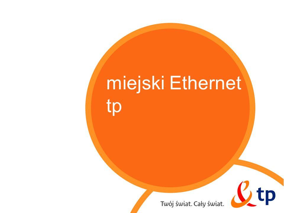 12 miejski Ethernet tp Standardy techniczne Bazując na pracach innych grup standaryzujących, Metro Ethernet Forum (MEF) wypełnia techniczne luki związane z realizacją warstw usługowej i transportowej Metro Ethernet