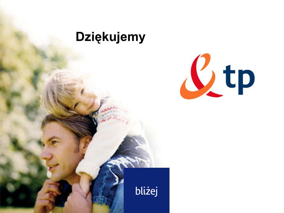 14 Neostrada tp, Dostęp do Internetu DSL tp Dziękujemy