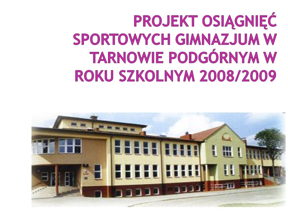 PIŁKA SIATKOWA DZIEWCZĄT II MIEJSCE Gimnazjum im.J.