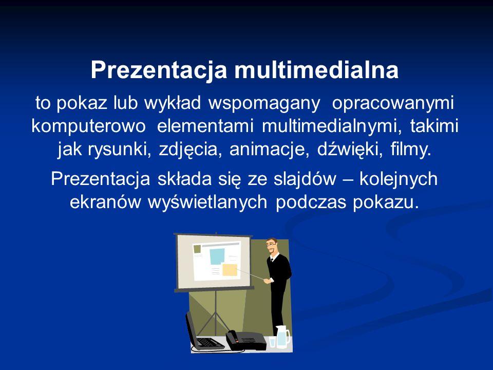 Szczecin 2010 PREZENTACJE MULTIMEDIALNE mgr inż. Tadeusz Pietrzak t.pietrzak@wp.pl