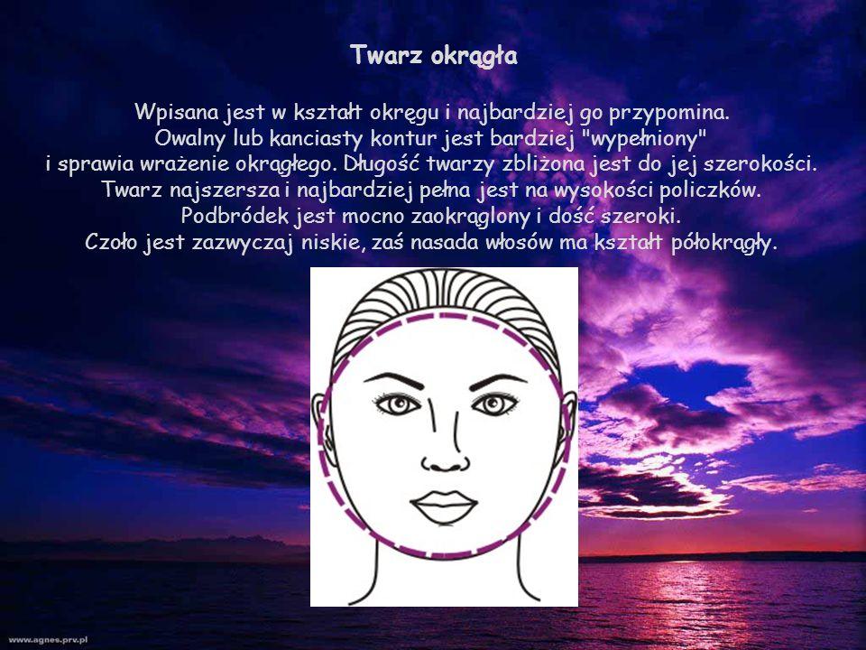 Fryzury pasujące do twarzy okrągłej Odpowiednio dobrane uczesanie powinno optycznie wydłużyć i wyszczuplić twarz.