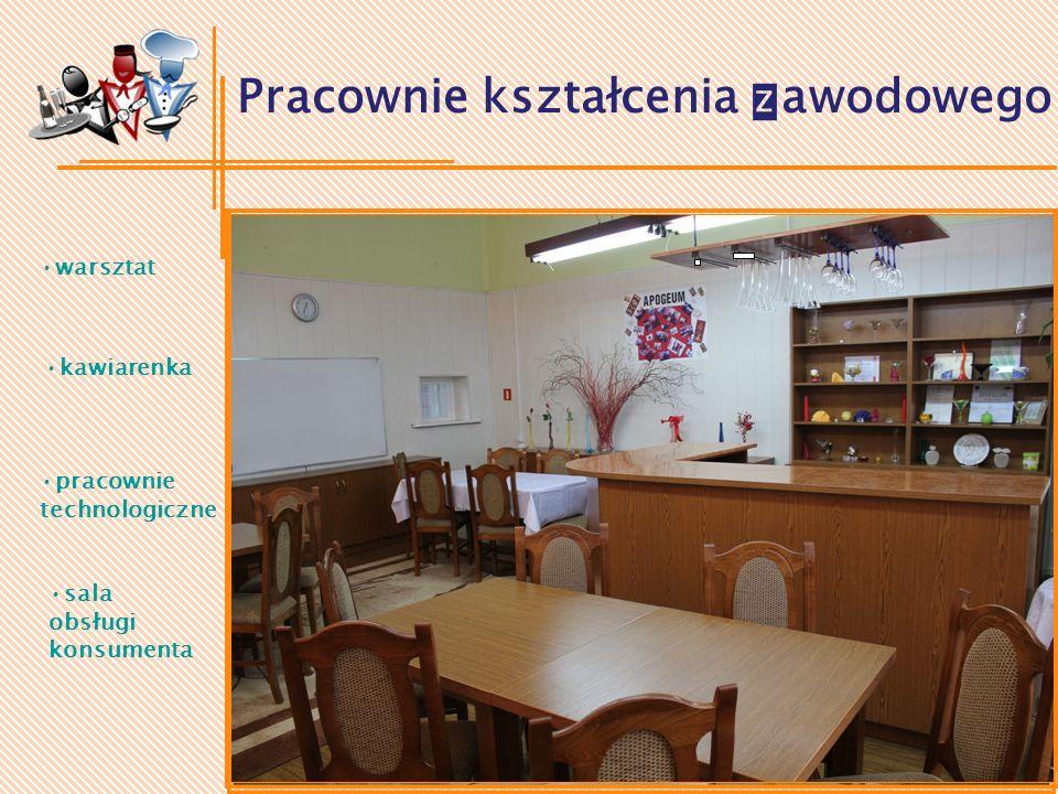 Szkoła prowadzi nabór na następujące kierunki kształcenia: Technikum nr 6 (cykl 4 letni) Technik Hotelarstwa Technik Żywienia i Usług Gastronomicznych