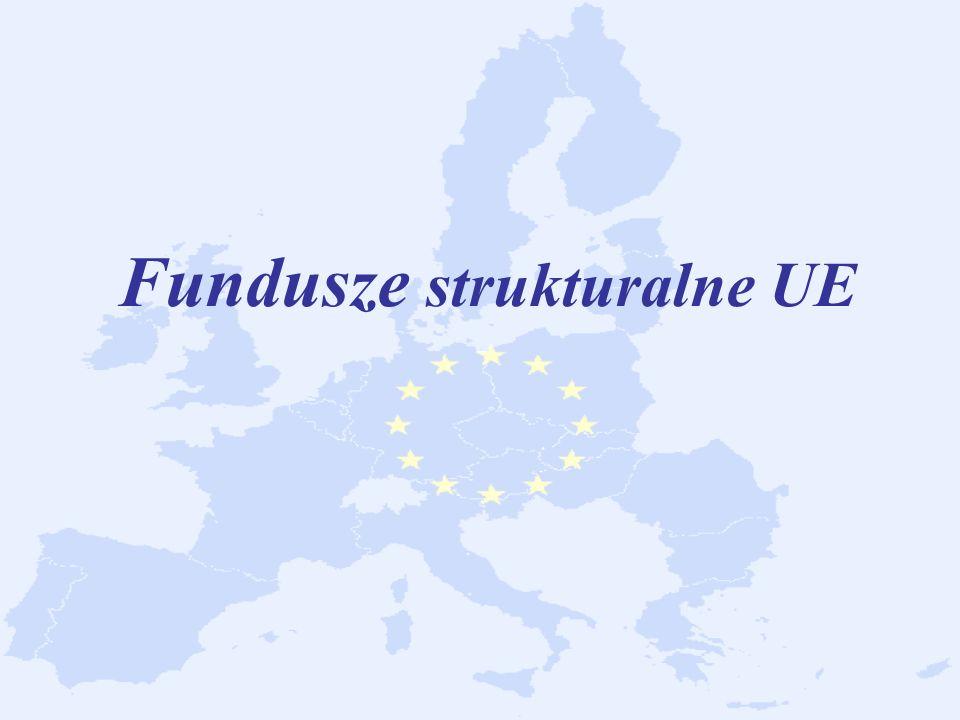 2 Fundusze unijne na lata 2007-2013 – nowy plan Marshala Wraz z wejściem do Unii Europejskiej 1 maja 2004 r.