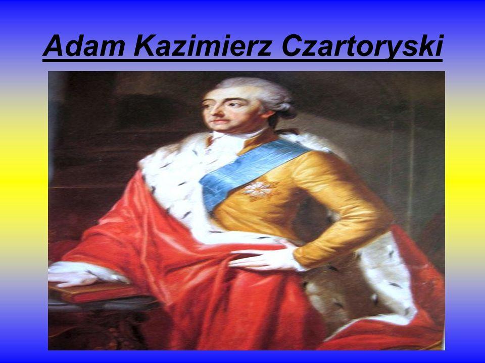 Adam Kazimierz Czartoryski