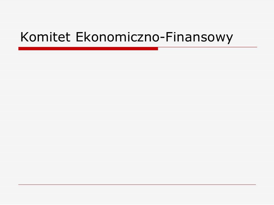 Komitet Ekonomiczno-Finansowy