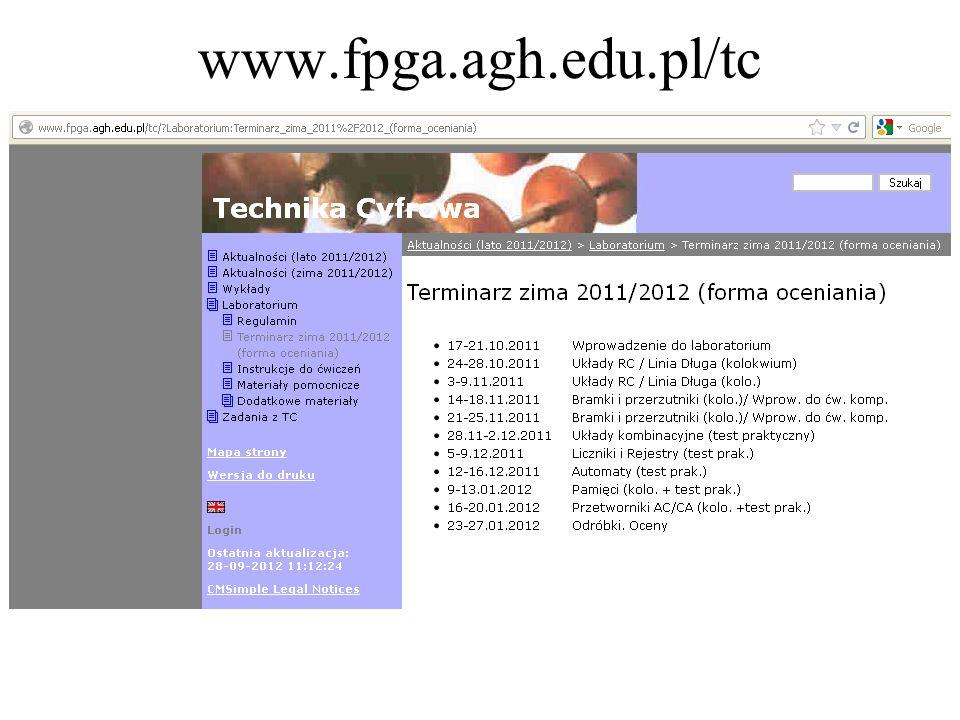 www.fpga.agh.edu.pl/tc