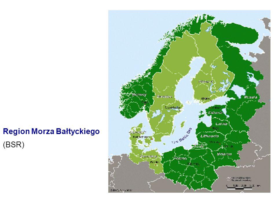Region Morza Bałtyckiego (BSR)