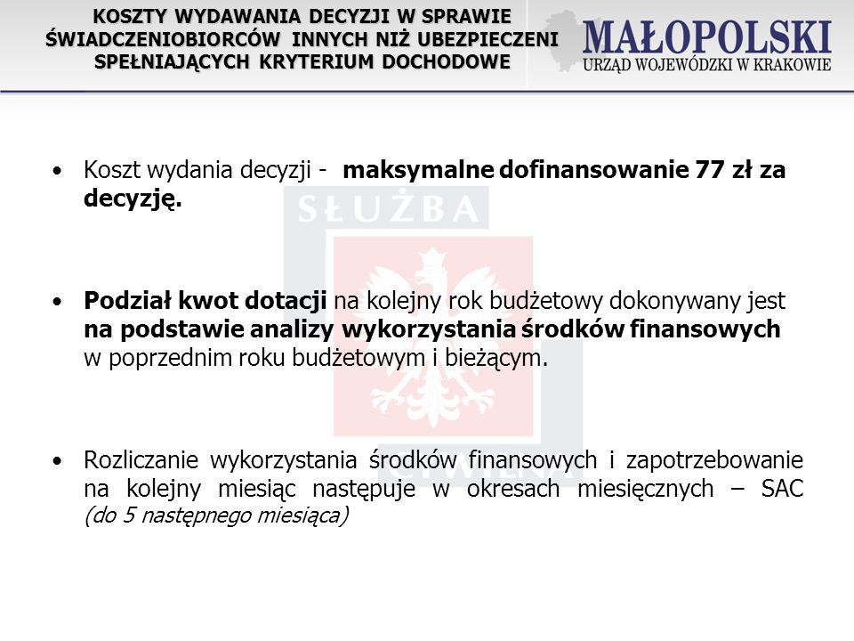 Maksymalny jednostkowy koszt posiłku objęty dotacją w 2012 roku to 6 zł.