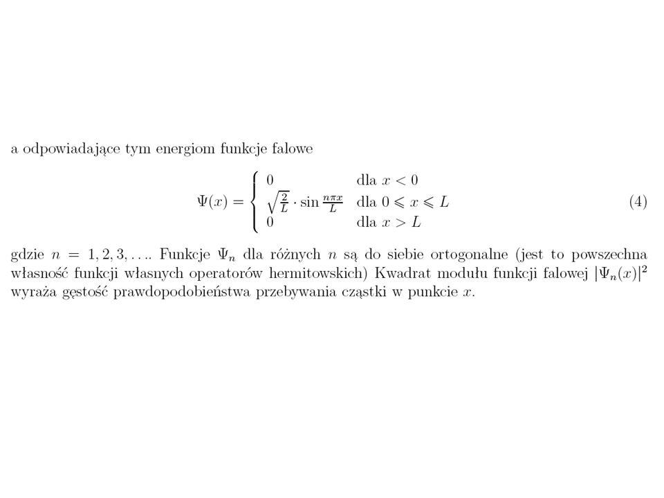 Pojęcie PES - przybliżenie adiabatyczne/Borna- Oppenheimera - separacja ruchu jąder I elektronów Jądra poruszają się - elektrony natychmiast dopasowują się, nie sprzęgają się z ruchem jąder Ruchy molekuły: translacja, rotacja, wibracja ważne dla chemii.