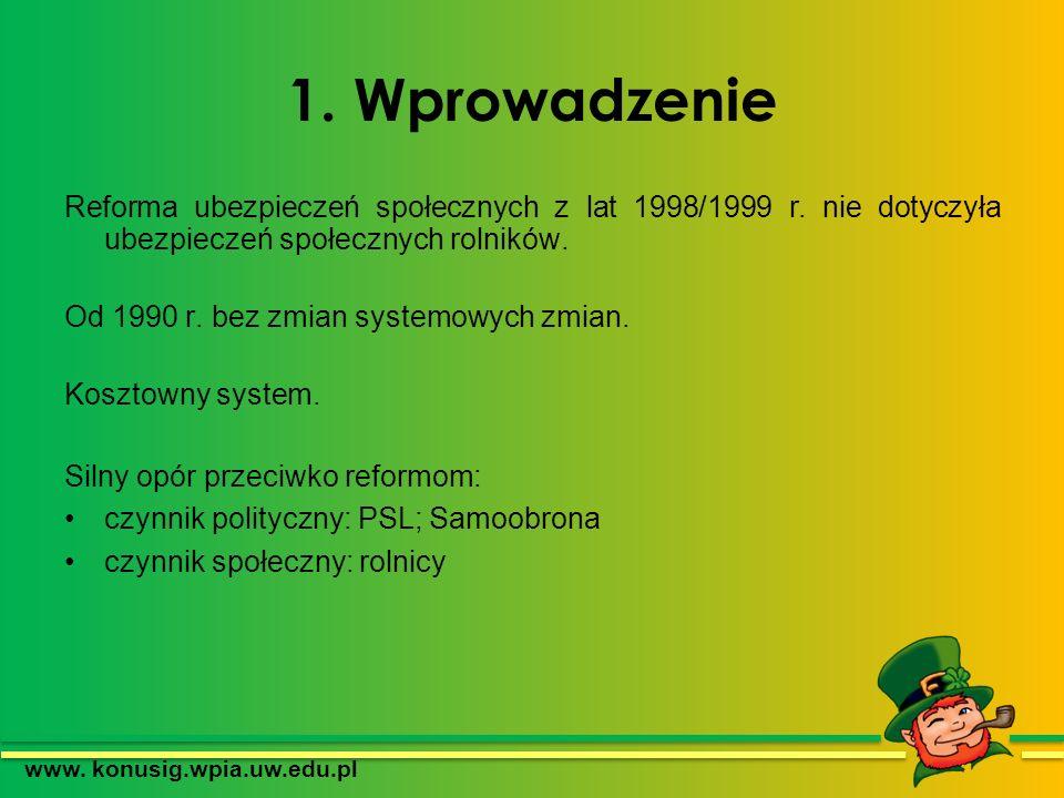 2.Podstawa prawna Ustawa z dnia 20 grudnia 1990 r.