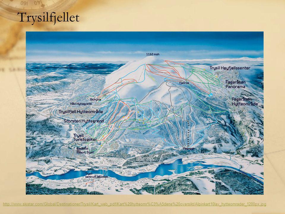 Trysilfjellet http://www.skistar.com/Global/Destinationer/Trysil/Kart_web_pdf/Kart%20hytteomr%C3%A5dene%20oversikt/Alpinkart10lav_hytteomrader_1200px.