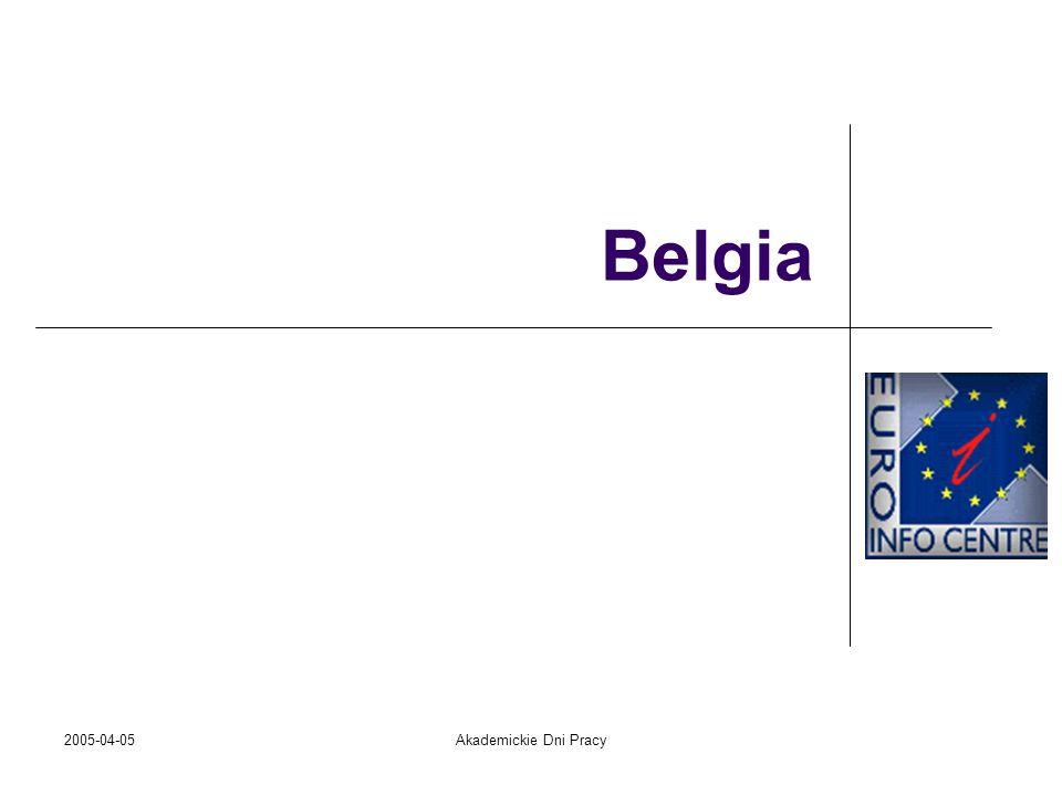 2005-04-05Akademickie Dni Pracy Belgia