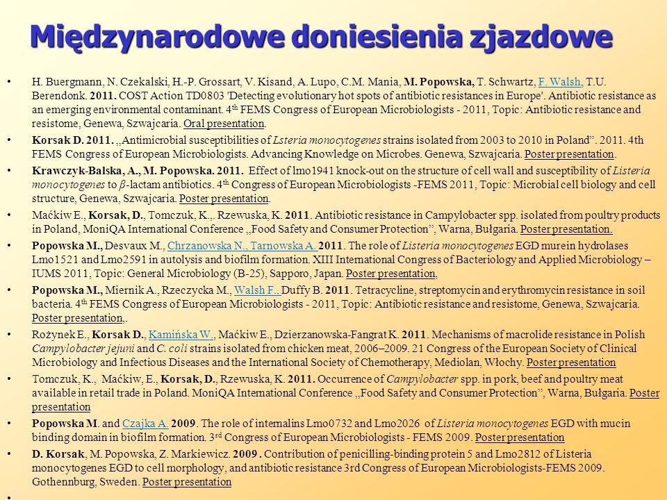 Strona naszej grupy badawczej: www.zmo.bio.uw.edu.pl Spotkanie informacyjne dla zainteresowanych, odbędzie się 19 marca br.