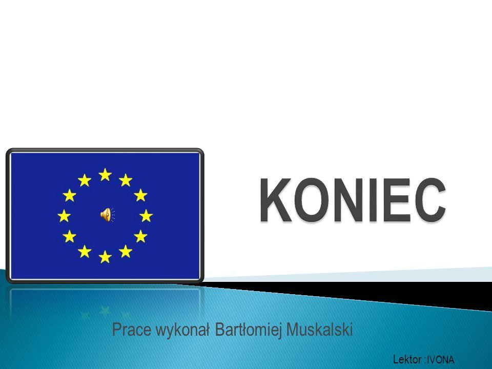 Prace wykonał Bartłomiej Muskalski Lektor : IVONA