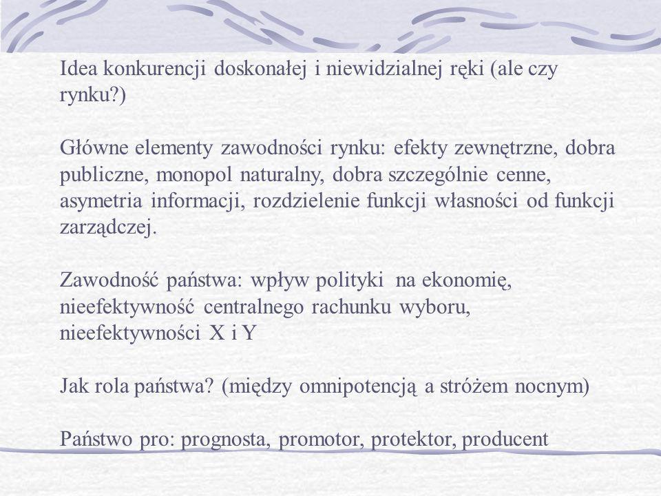 Marek Ratajczak Bezrobocie w Polsce