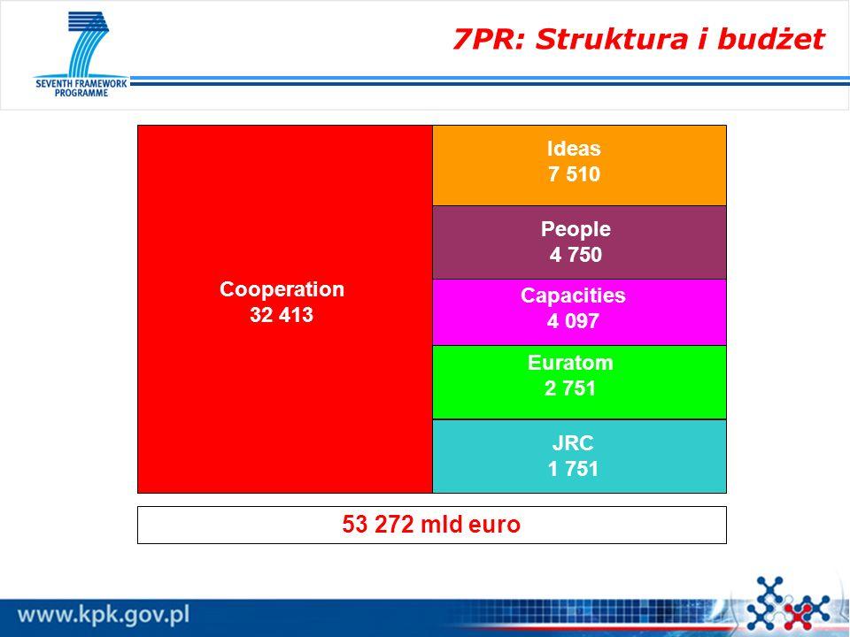 Programy Ramowe dla MŚP* 7.
