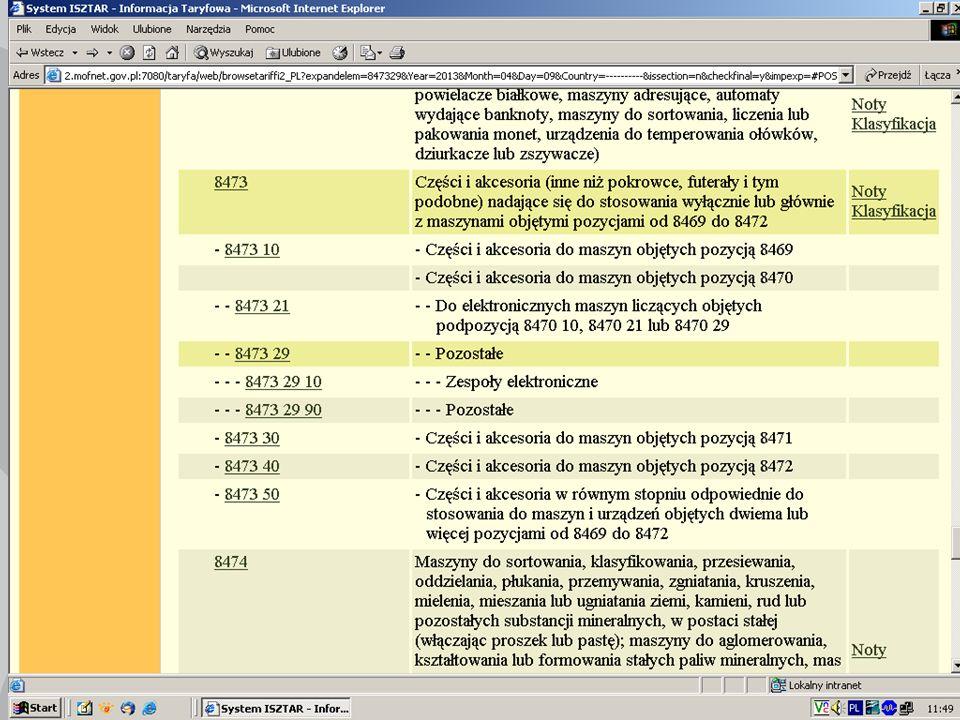25 Metodologia klasyfikacyjna