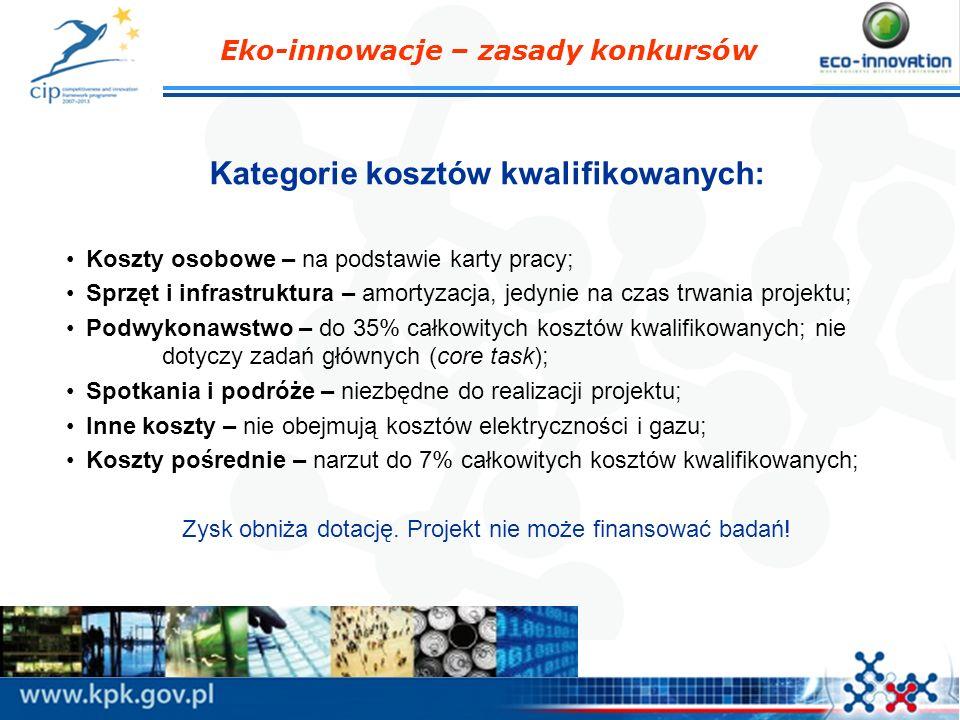 Konkurs 2012: Jeden konkurs w ciągu roku 04 –09.2012 Budżet konkursu: ok.
