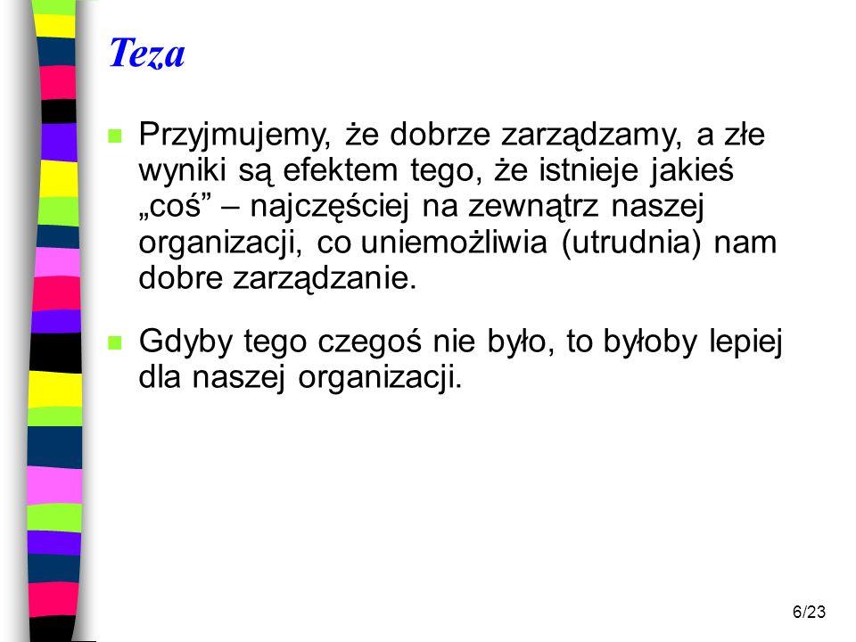 Skąd się bierze przewaga konkurencyjna… n Związku Pracodawców Ochrony Zdrowia Dolnego Śląska.