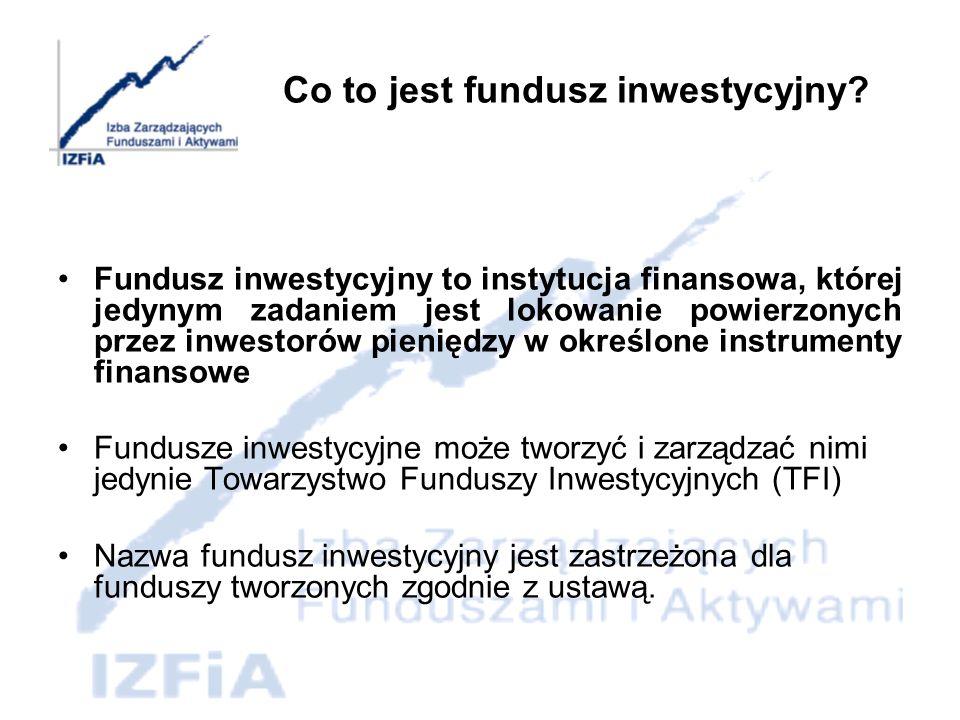 Definicja depozytariusza: Depozytariusz funduszu inwestycyjnego - jest to podmiot zobowiązany na mocy umowy do prowadzenia rejestru aktywów funduszu inwestycyjnego.