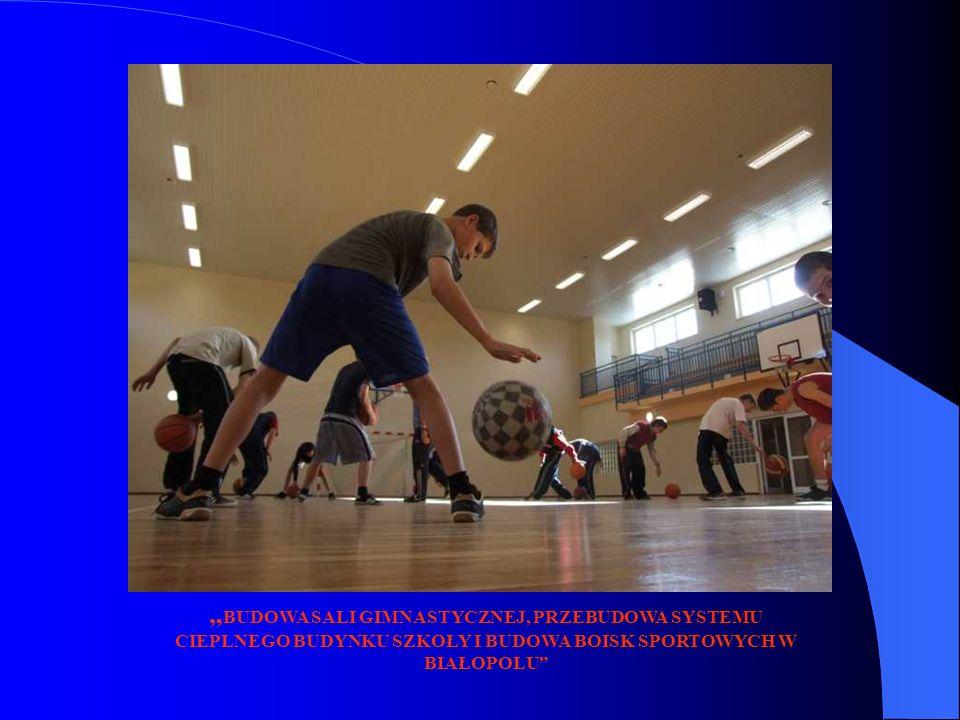 Kompleks sportowo-rekreacyjny w Szczercowie